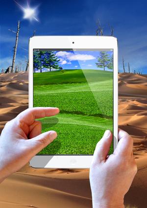 砂漠化に対する意見